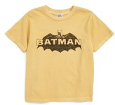Junk Food Clothing Toddler Boy's Batman Graphic T-Shirt