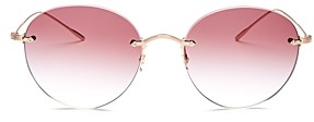 Oliver Peoples Women's Coliena Round Sunglasses, 57mm