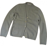 Prada Green Cashmere Knitwear