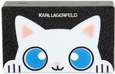 Karl Lagerfeld Small Choupette Shiny Box Clutch