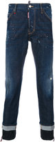 DSQUARED2 elasticated cuff Cool Guy jeans - men - Cotton/Polyester/Spandex/Elastane - 44