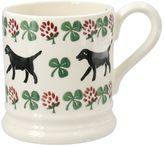 Emma Bridgewater Sponge Labrador & Clover Mug