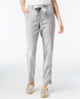 INC International Concepts Curvy Tapered Cargo Pants, Created for Macy's