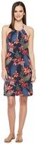 Tommy Bahama Sacred Groves Short Halter Dress Women's Dress