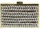 Nina Florabel Crystal Accented Clutch