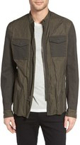 John Varvatos Men's Shirt Jacket