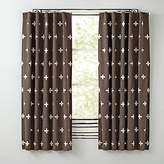 "Positive Grey 63"" Blackout Curtain"