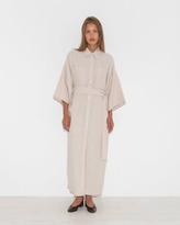 Mara Hoffman Amelia Shirt Dress