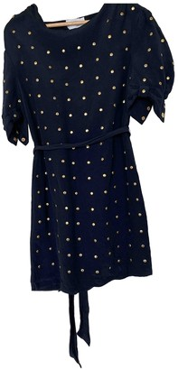 ALICE by Temperley Black Cotton Dress for Women