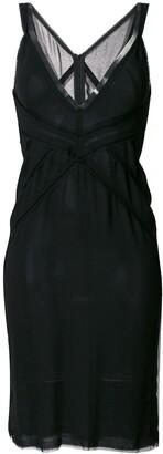 DSQUARED2 plunge dress