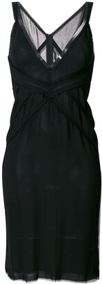 DSQUARED2 Plunge Dress