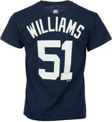 Majestic Men's Bernie Williams New York Yankees Cooperstown Player T-Shirt