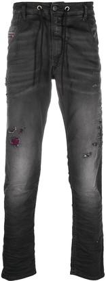 Diesel Krooley drawstring jeans