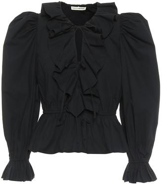 Ulla Johnson Kalila cotton blouse