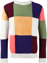 The Elder Statesman Patchy Simple jumper - men - Cashmere - S