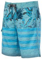 Ocean Current Men's Jaxx Striped Stretch Board Shorts