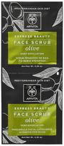 Apivita APIVITA Express Face Scrub for Deep Exfoliation - Olive 2x8ml