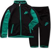 Nike 2-Pc. Track Suit Jacket & Pants Set, Little Boys (4-7)