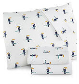 Martha Stewart Whim Collection 100% Cotton Sheet Set Colorful Parrots Sale