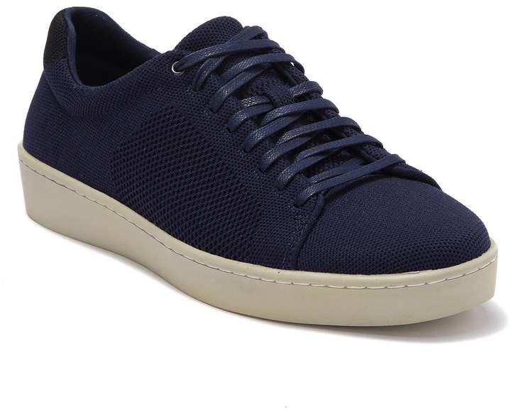 Vince Silos Perforated Lace-Up Sneaker