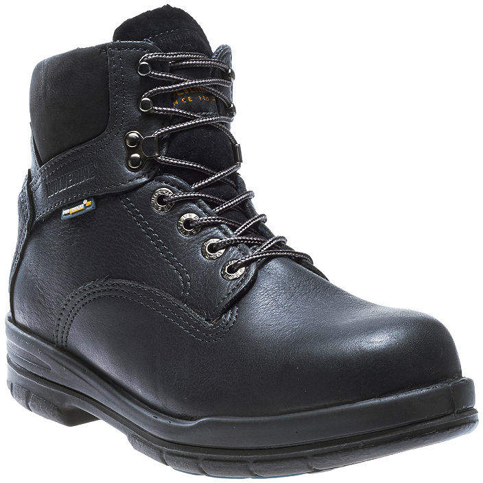 c7b8dbd6d1e Mens Durashocks Slip Resistant Steel Toe Lace-up Work Boots