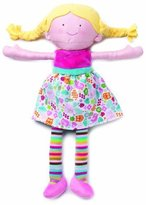 Zutano Zoe Doll Toy, Blonde by Nat and Jules