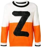 Henrik Vibskov colour-block knitted sweater
