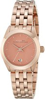 Marc Shoes By Women's Henry MBM3377 Rose Stainless-Steel Quartz Watch