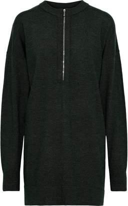 Joseph Zip-detailed Wool Tunic