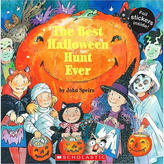 The Best Halloween Hunt Ever Book