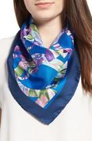Salvatore Ferragamo Women's Alabast Silk Scarf