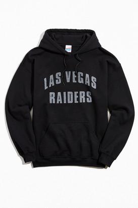 Urban Outfitters Las Vegas Raiders Hoodie Sweatshirt