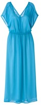 Mossimo Women's Plus-Size Short-Sleeve Maxi Dress - Assorted Colors
