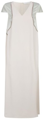 Fabiana Filippi Embellished Midi Dress