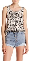 One Teaspoon Coco Printed Cami