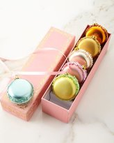 Katherine's Collection Custom Boxed Macaron Ornaments, Set of 6