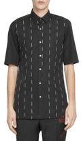 Lanvin Printed Cotton Shirt