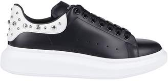 Alexander McQueen Studded Oversized Sneakers