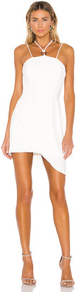 Amanda Uprichard Rimini Cut Out Dress