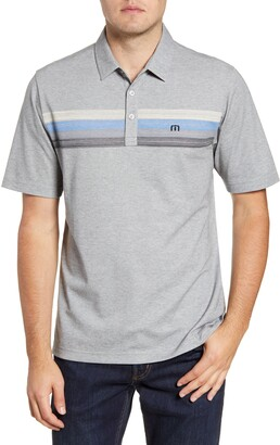 Travis Mathew TravisMathew Mindsurfing Pique Polo