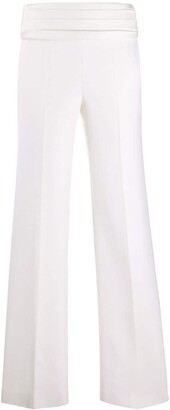 Victoria Beckham Cummerbund Tuxedo Trousers