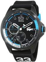 lacoste watches for men shopstyle uk lacoste mens watch 2010896