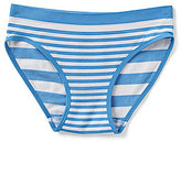 Copper Key Big Girls 7-16 Seamless Striped Hipster Panties