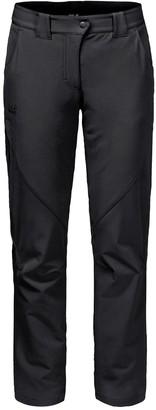 Jack Wolfskin Chilly Track XT Pants - Black