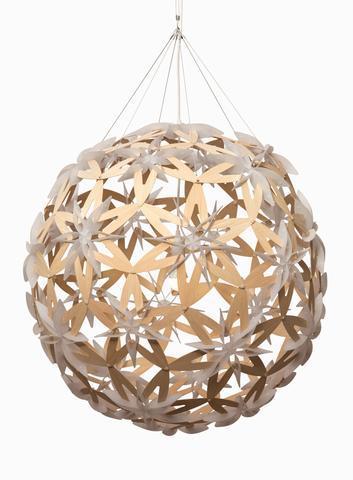 David Trubridge Manuka 800 Pendant Lamp
