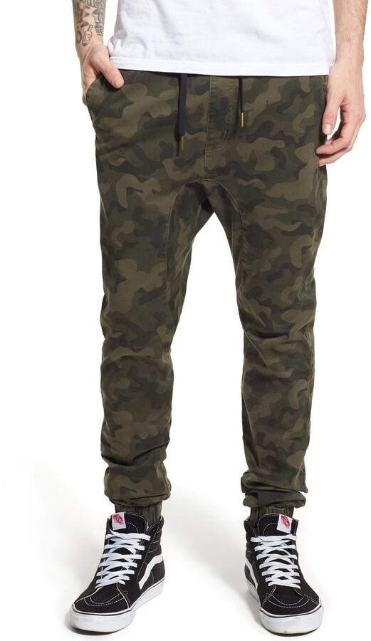 abbe54f84c1b51 Skinny Camo Pants Men - ShopStyle