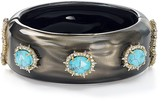 Alexis Bittar Liquid Satin Hinge Bangle