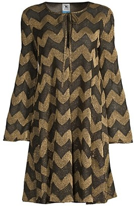 M Missoni Lurex Jersey Dress
