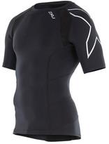2XU Men's Elite Compression Long Sleeve Top