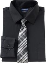 Croft & Barrow Men's Slim-Fit Dress Shirt & Tie Set